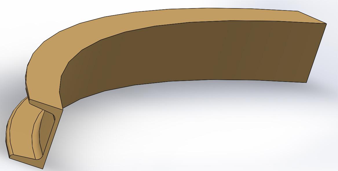 bending iron easy way